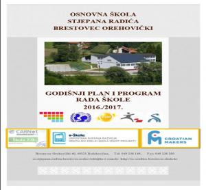 Godi�nji Plan i program rada �kole za 2016./2017. �k. god.
